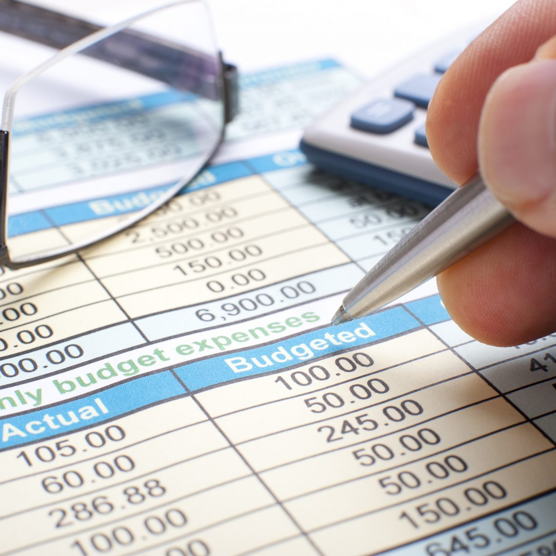 Budget vs Actuals Report in Quickbooks Online | Enoc Garcia